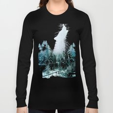 Cold Forest Playground Long Sleeve T-shirt