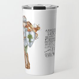 Put On The Armor of God Travel Mug
