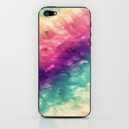 sea colors iPhone Skin