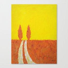 Open Road I Canvas Print
