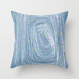 Pattern V3 #soiety6 Throw Pillow