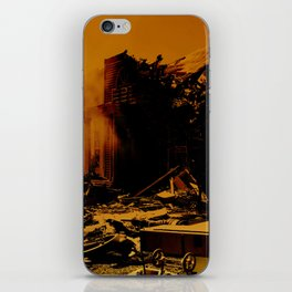 Unfathomable Destruction iPhone Skin