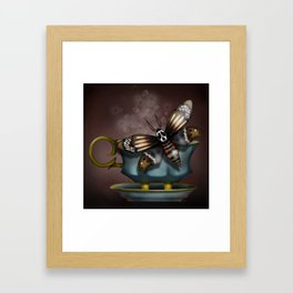 Cup of Tea? Framed Art Print