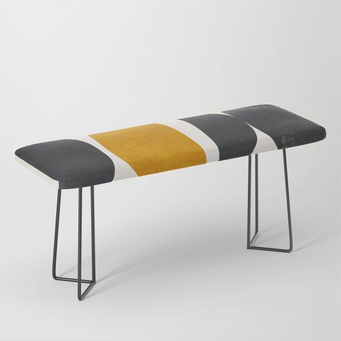 abstract minimal 23 Bench