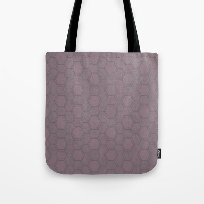 Honeycomb Pattern #2 Tote Bag