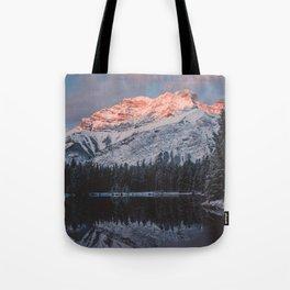 Mount Cascade Tote Bag