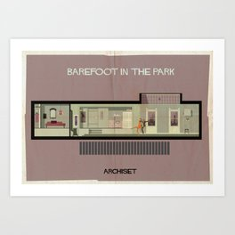 Barefoot in the Park_ Directed by Neil Simon Art Print