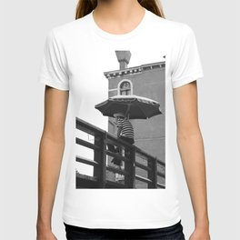Gondolier in Venice T-shirt