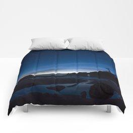 Under the stars.. Comforters