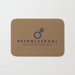 PETROLSEXUAL v4 HQvector Bath Mat