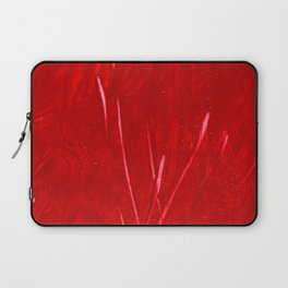 Scratch! red, scarlet, crime, guilt, passion, amore, nails, wild, crazy, omg, blood, heart, deep,  Laptop Sleeve