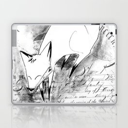 minima - deco fox Laptop & iPad Skin