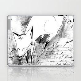 minima - deco fox Laptop & iPad Skin