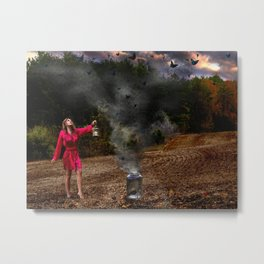 The Possible Dream Metal Print