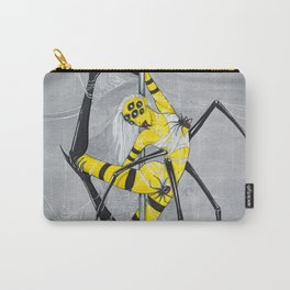 Poletober - Spider Carry-All Pouch