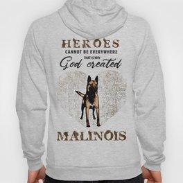 Belgian shepherd - Malinois Hoody