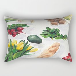 Produce Rectangular Pillow