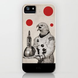 Anthropomorphic N°23 iPhone Case