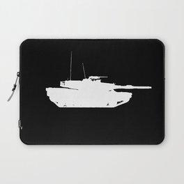 M1 Abrams Main Battle Tank Laptop Sleeve