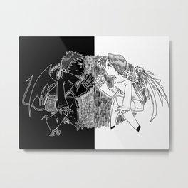DamiTim Metal Print