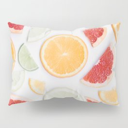 citrus fresh Pillow Sham