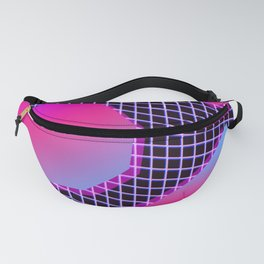 New 80s Wave 1984.19.001 Fanny Pack