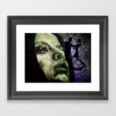 There are no dancers, there is only the dance... Framed Art Print