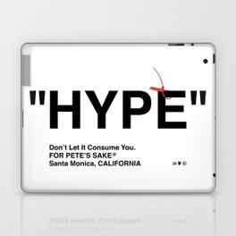 """HYPE"" Laptop & iPad Skin"