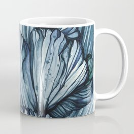 Blue Coral Coffee Mug