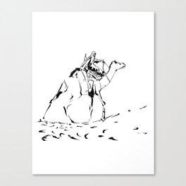 Bedouin Canvas Print