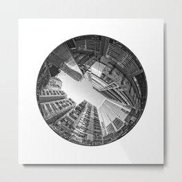 Circular Fisheye #5 Metal Print