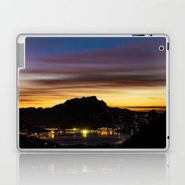The Glow of Pilatus Laptop & iPad Skin