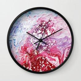 Inferno III Wall Clock
