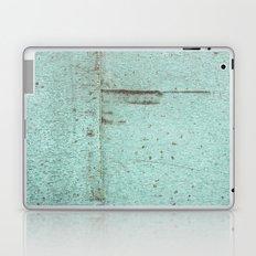 Aqua Scratch Laptop & iPad Skin