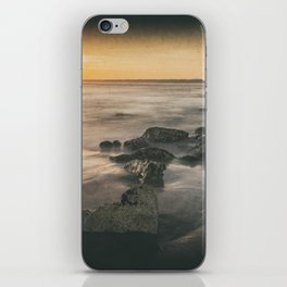 Cabedelo beach in the city of Viana do Castelo, Portugal iPhone Skin