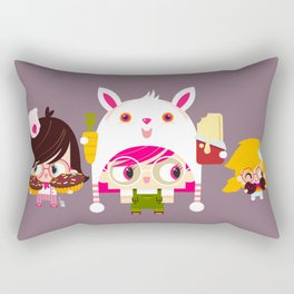 Doll Rectangular Pillow