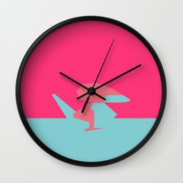 Porygon Wall Clock