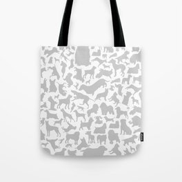 Dog a background Tote Bag