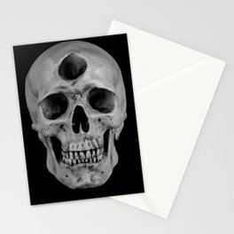 3rd Eye Contact (Circles out) Stationery Cards