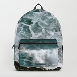 Breaking Waves at the Arch Backpack