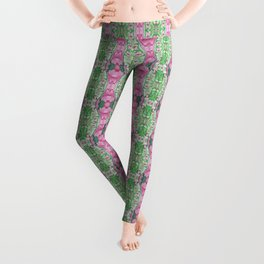 Found My Face In Space  Leggings