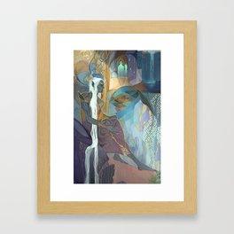 Llednevir Framed Art Print
