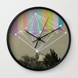 Lost Communication Wall Clock