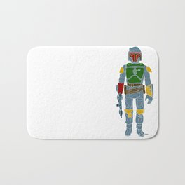 My Favorite Toy - Boba Fett Bath Mat