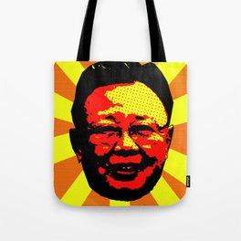 Farewell Kim Jong Il Tote Bag