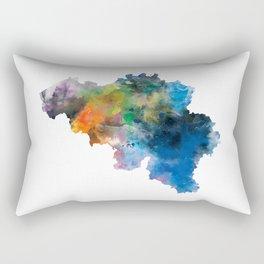 Belgium Rectangular Pillow