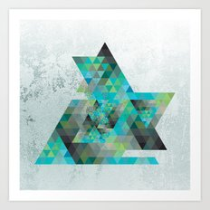 Gheo 3 Art Print