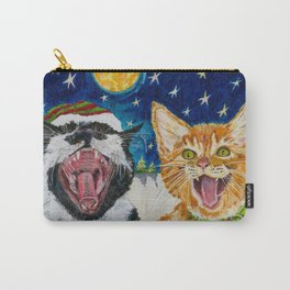 Th Catnip Singers Carry-All Pouch
