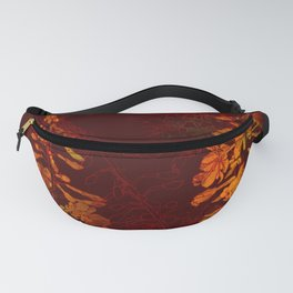 Fired fireweed Fanny Pack