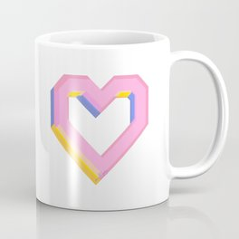 Happy heart Coffee Mug